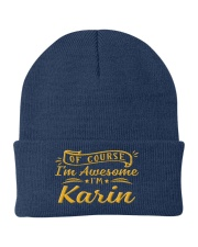 Karin - Im awesome Knit Beanie thumbnail