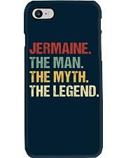 THE LEGEND - Jermaine Phone Case thumbnail
