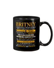 Britney - Completely Unexplainable Mug thumbnail