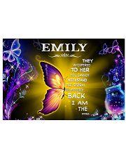 Emily - I am the storm P005 17x11 Poster thumbnail