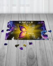 Emily - I am the storm P005 250 Piece Puzzle (horizontal) aos-jigsaw-puzzle-250-pieces-horizontal-lifestyle-front-21