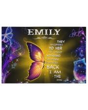 Emily - I am the storm P005 250 Piece Puzzle (horizontal) front