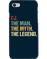 THE LEGEND - Cj Phone Case thumbnail