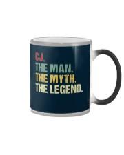THE LEGEND - Cj Color Changing Mug thumbnail