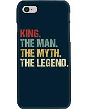 THE LEGEND - King Phone Case thumbnail