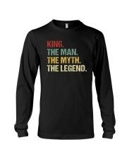 THE LEGEND - King Long Sleeve Tee thumbnail