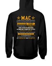 Mac - Completely Unexplainable Hooded Sweatshirt thumbnail