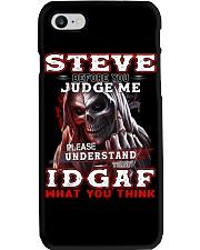 Steve - IDGAF WHAT YOU THINK M003 Phone Case thumbnail