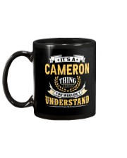 Cameron - thing you wouldnt understand M002 Mug back