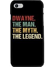THE LEGEND - Dwayne Phone Case thumbnail