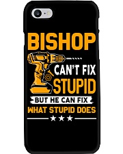 BISHOP - FIX WHAT STUPID DOES Phone Case thumbnail