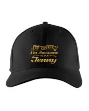 Jenny - Im awesome Embroidered Hat front