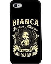 PRINCESS AND WARRIOR - BIANCA Phone Case thumbnail