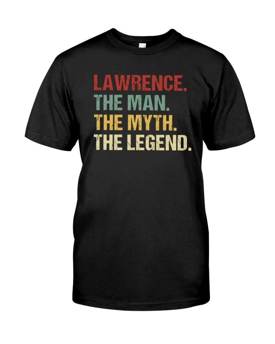 THE LEGEND - Lawrence Classic T-Shirt