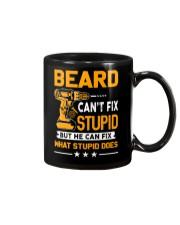 BEARD - FIX WHAT STUPID DOES Mug thumbnail