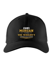 MORGAN - THING YOU WOULDNT UNDERSTAND Embroidered Hat front