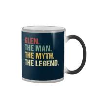 THE LEGEND - Glen Color Changing Mug thumbnail