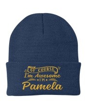 Pamela - Im awesome Knit Beanie tile