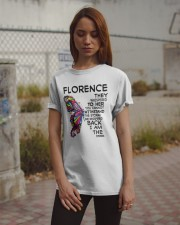 Florence - Im the storm VERS Classic T-Shirt apparel-classic-tshirt-lifestyle-18