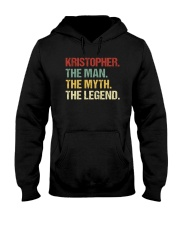 THE LEGEND - Kristopher Hooded Sweatshirt thumbnail