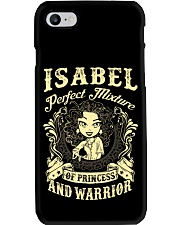 PRINCESS AND WARRIOR - ISABEL Phone Case thumbnail