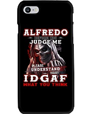 Alfredo - IDGAF WHAT YOU THINK M003 Phone Case thumbnail