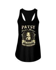 PRINCESS AND WARRIOR - Patsy Ladies Flowy Tank thumbnail
