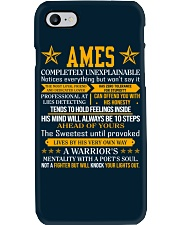 Ames - Completely Unexplainable Phone Case thumbnail