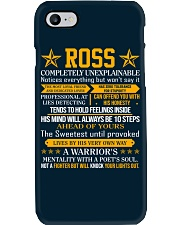 Ross - Completely Unexplainable Phone Case thumbnail