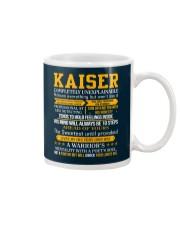 Kaiser - Completely Unexplainable Mug thumbnail