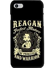 PRINCESS AND WARRIOR - REAGAN Phone Case thumbnail