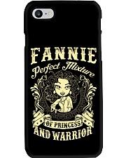 PRINCESS AND WARRIOR - FANNIE Phone Case thumbnail