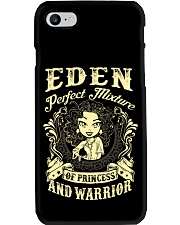 PRINCESS AND WARRIOR - Eden Phone Case thumbnail