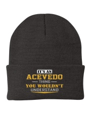ACEVEDO - Thing You Wouldnt Understand Knit Beanie thumbnail