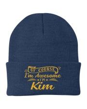 Kim - Im awesome Knit Beanie tile