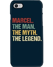 THE LEGEND - Marcel Phone Case thumbnail