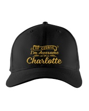 Charlotte - Im awesome Embroidered Hat front