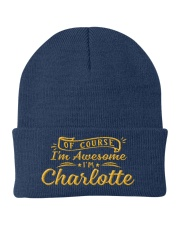 Charlotte - Im awesome Knit Beanie thumbnail