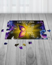 Christine - I am the storm P005 250 Piece Puzzle (horizontal) aos-jigsaw-puzzle-250-pieces-horizontal-lifestyle-front-21