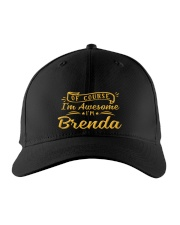 Brenda - Im awesome Embroidered Hat front