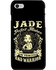 PRINCESS AND WARRIOR - JADE Phone Case thumbnail