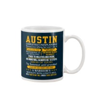 Austin - Completely Unexplainable Mug thumbnail