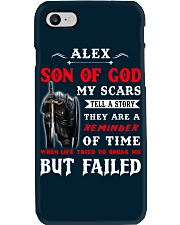 Alex - Son Of God Phone Case thumbnail