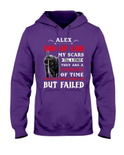 Alex - Son Of God Hooded Sweatshirt tile