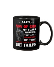 Alex - Son Of God Mug tile