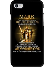 Mark - Warrior of God M004 Phone Case thumbnail