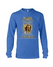 Mark - Warrior of God M004 Long Sleeve Tee thumbnail