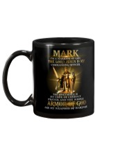 Mark - Warrior of God M004 Mug back