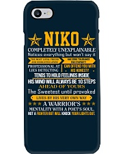 Niko - Completely Unexplainable Phone Case thumbnail