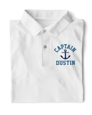 Dustin - Captain P007 Classic Polo front